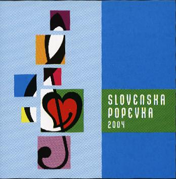 Slovenska popevka 2004