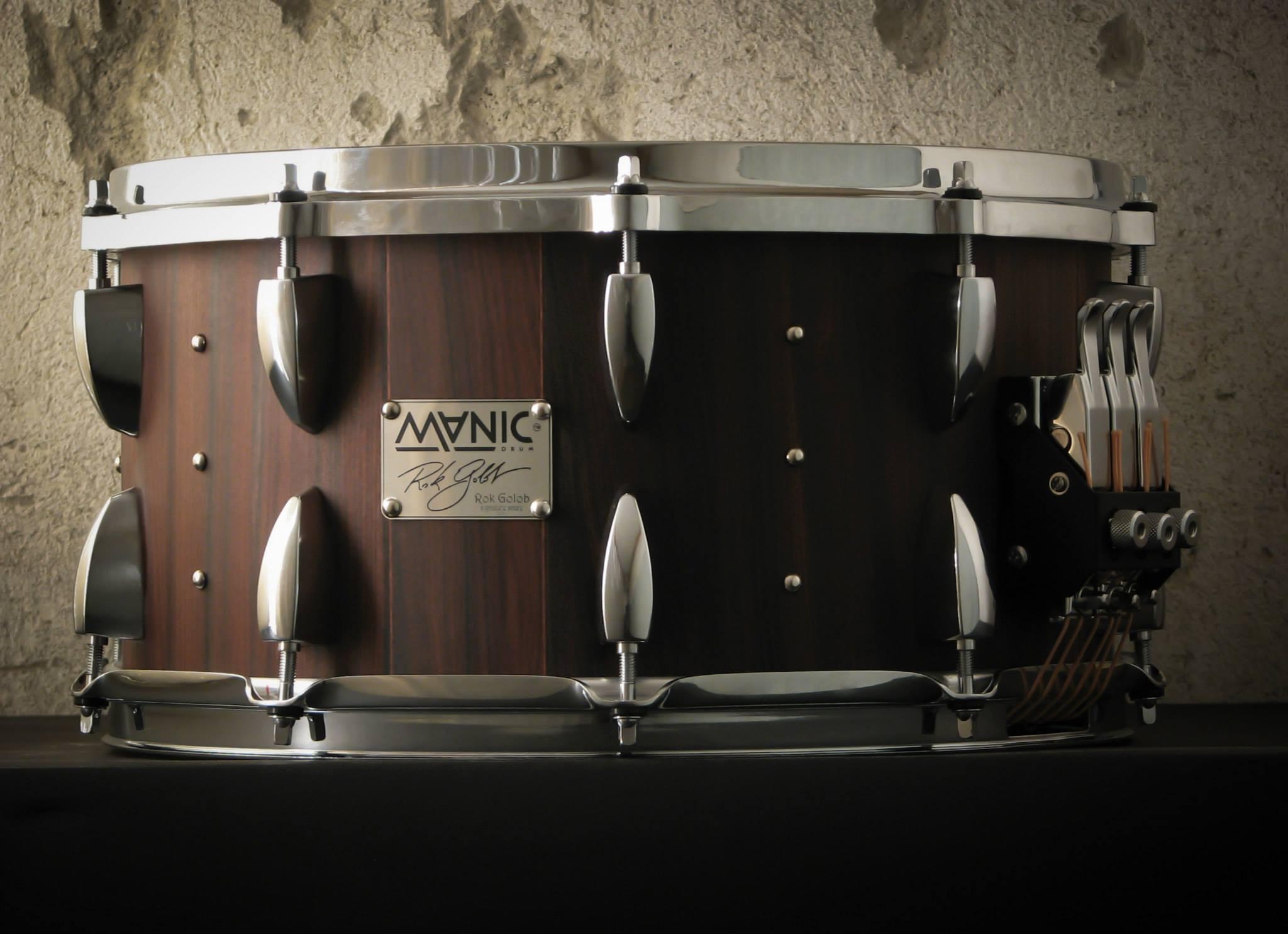 Manic drum