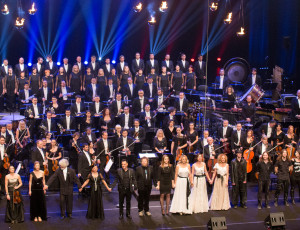 New music for the Symphony Orchestra & Choir for the National celebration of Slovenia!!!