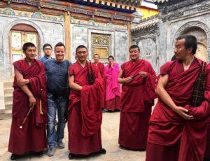 Rok's trip to China