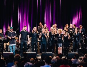 25.11. – Rok with Big Band RTV Slovenija, Katrinas, KiNG FOO and Murat & Jose